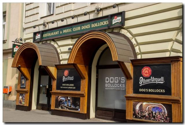 Dog's Bollock