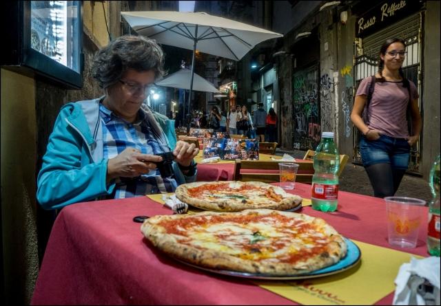 A pizzák