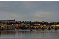 Károly-híd és a vár