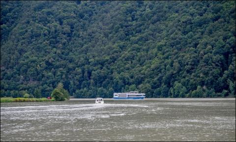 Donau Schlingen