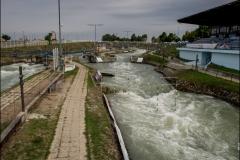 Dunacsúny vadvizes kajakpálya