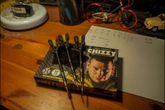 Chizzy nyílkészlet