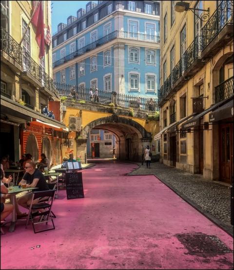 Pink utca