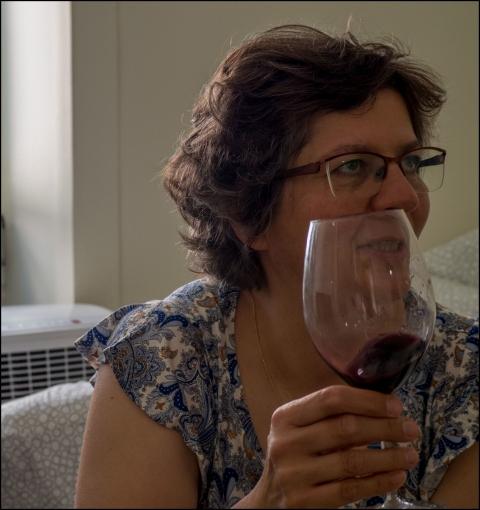 Gabi és a bor