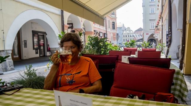 Ceske Budejovice ebéd
