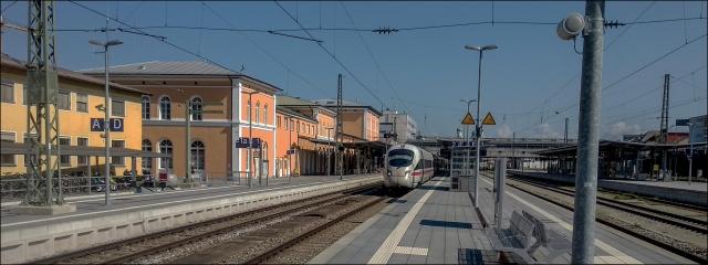 Passau vasútállomás